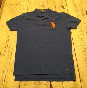 Large Logo Polo Shirt